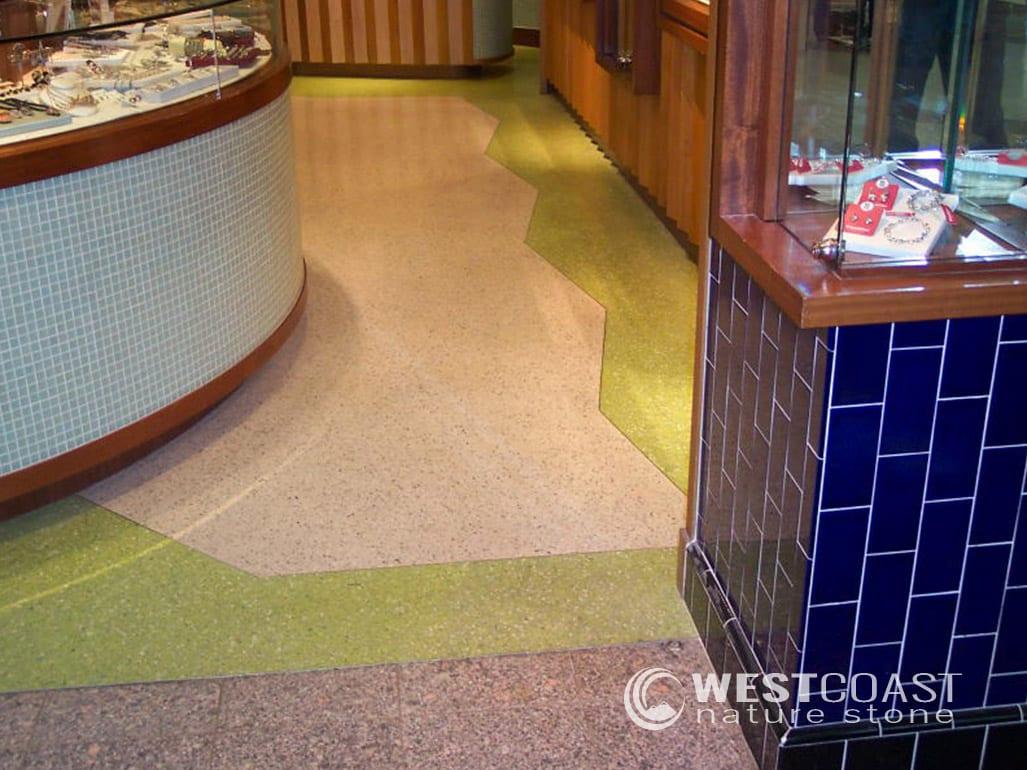 Custom Detail Floor Resurfacing