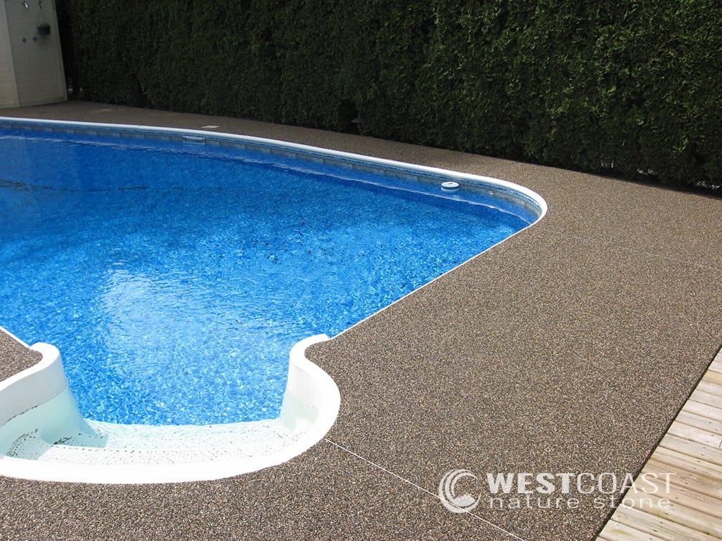 Pool Deck Resurfacing Delectable Resurfacing Gallery  West Coast Nature Stone