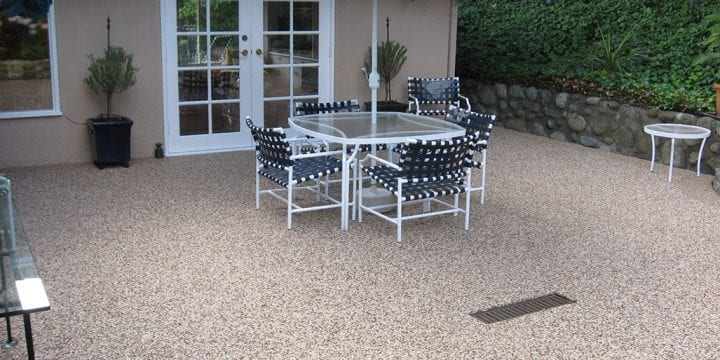 Patio Resurfacing