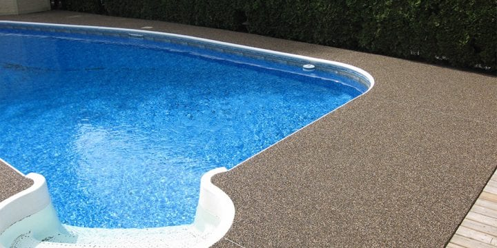 Pool Patio Resurfacing