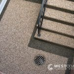 Sunken Entrance Floor Resurfacing