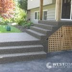 Entrance Stairs Resurfacing
