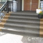 Entrance Steps Resurfacing